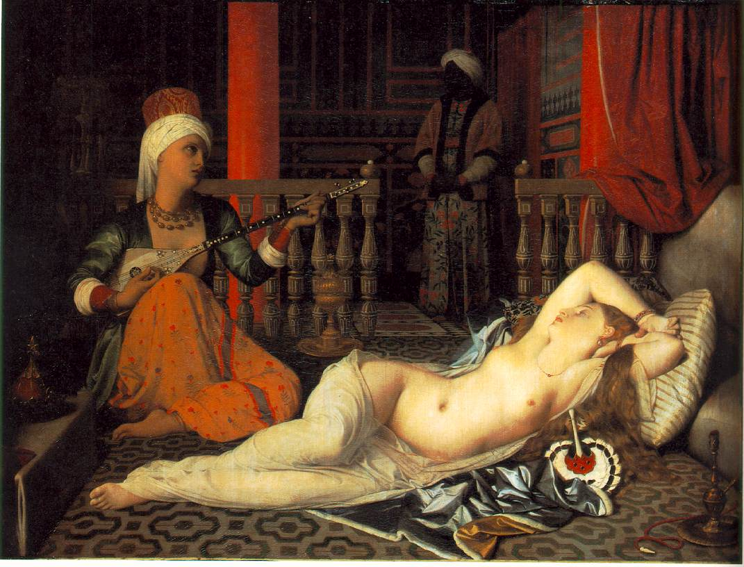 Ingres, 1839-40
