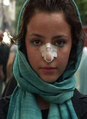 Nose, Iranian Style