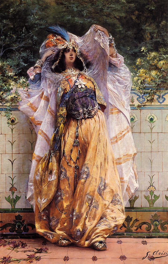Clairin, 1875