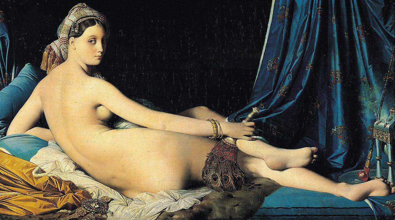 Ingres, 1814