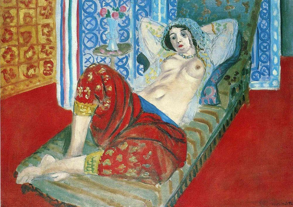 Matisse, 1922