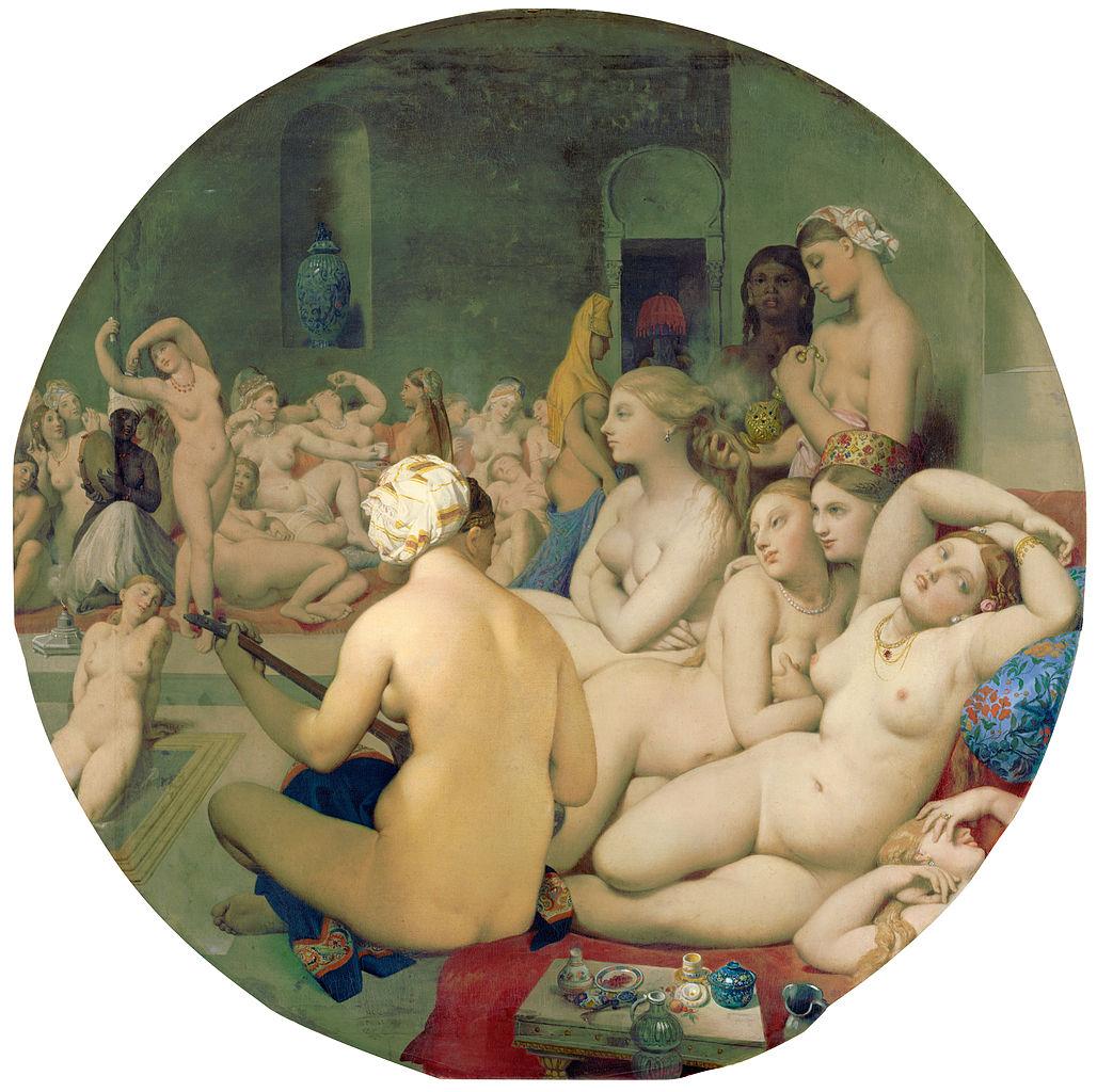 Ingres, 1862