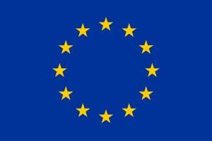 EU Flag Emblem